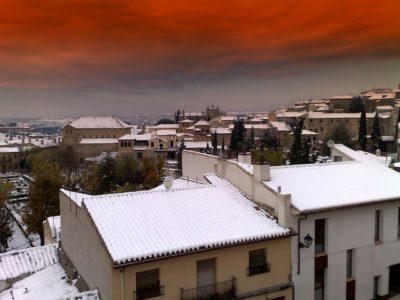en invierno 2015, los hogares españoles encendieron la calefacción cuatro horas