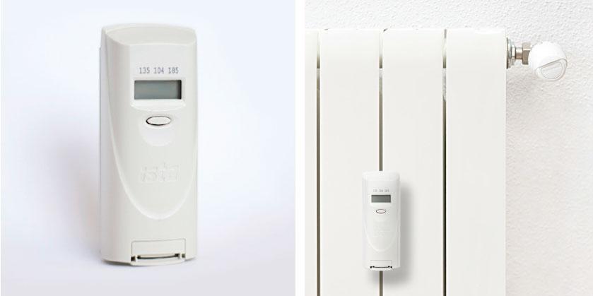repartidor de costes instalaciones de calefacción central