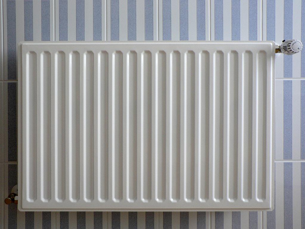 correcto mantenimiento de los radiadores