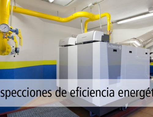 ¿Qué instalaciones deben someterse a inspecciones de eficiencia energética en la Comunidad de Madrid?