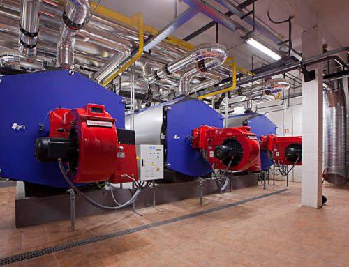 Eficiencia energética en instalaciones de calefacción: Supracomunidad Virgen de la Esperanza
