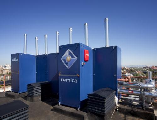¿Qué dice la normativa sobre ubicación de salas de calderas de gas?