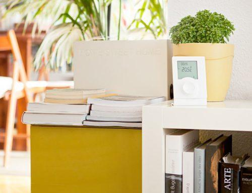 ¿Es compatible tener termostatos y válvulas termostáticas en una misma vivienda?