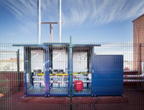 Calefacción roof top: Una solución técnica para superar obstáculos